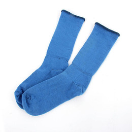 Wholesale Men Dress Black Shoes Wholesale - Wholesale-Socks Crew Shoe size Ankle Length Women Cotton Socks Dress Men Women Socks