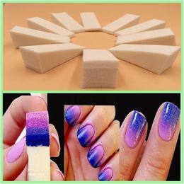Canada simple nail art designs supply simple nail art designs 10pcs gradient nail sponges natural magic simple creative nail design uv gel color change nail equipment prinsesfo Image collections
