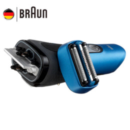 Wholesale Electric Shaver Braun - Braun Cooltec Electric Shavers Ct4s Authentic Wet&dry For Men Shaving Hair Mustache Safety Razors Cheap razor wheel