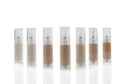 Wholesale Water Based Body Oil - Professional 7 Colors Brand Makeup Studio Face Body Foundation Liquid Maquiagem Maquillaje Real Concealer Cream Base Cosmatics
