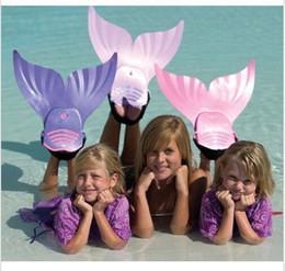 40 ADET Ayarlanabilir Dalga Yüzgeçleri Çocuk Ücretsiz Yüzme Yüzgeçleri Eğitim Flipper Mermaid Kel Ayakkabı Kuyruk Dalış Scuba Snornt Ayaklar Kuyruk Monofin nereden tüplü dalış paletleri tedarikçiler