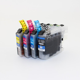 Wholesale Inkjet Printers Brothers - Hot Sale!!!European Printer Model,NEW LC123 compatible ink cartridge for MFC-J4410DW MFC-J4510DW MFC-J4610DW MFC-J4710DW inkjet printer