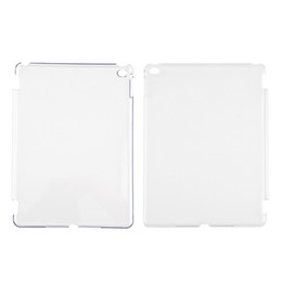 Wholesale Ipad Crystal Slim - New Crystal Clear Hard PC Plastic Back Case Cover Slim Shell For Apple For iPad Air 2 Wholesale