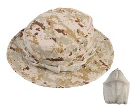 Wholesale Pink Tactical Camo - Tactical Airsoft Sniper Camouflage Boonie Hats Nepalese Cap Tactical Mens Accessories Camo Hat Hiking Fishing Cap
