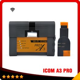 Wholesale Bmw Icom B - 2016 For BMW ICOM A3+B+C+D Professional Diagnostic Tool Hardware V1.40 with Free Wifi Function DHL free