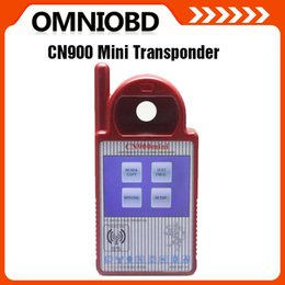 Wholesale Fast Online - 2018 latest model Smart CN900 Mini Transponder Key Programmer Mini CN900 support online updating with fast shipping