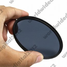 Wholesale 52mm Fld - 52MM 58mm FLD UV CPL Filter Set + Neutral Density ND FILTER SET ND2 ND4 ND8 For Canon Nikon 52