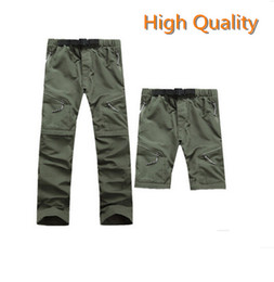 Wholesale Uv Pant Quick Dry Camping - Wholesale-2016 New Outdoor Summer Brand Hiking Quick Dry Pants Uv Protection Breathable For Hiking Camping Fishing Cycling Climbing Pants