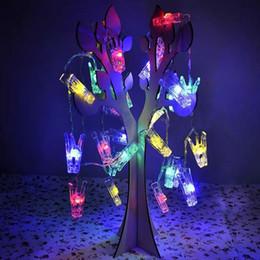 ha condotto le strisce di luci per gli alberi di natale Sconti Led string lights lights 3m 20LED USB 5 v led strip light bianco caldo rgb led stringhe per parete albero di natale decorazione della festa nuziale