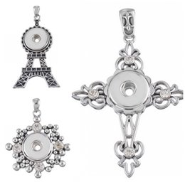 Wholesale Metal Charms Pendants Eiffel Tower - 2016 DIY Antique Silver Pendant Paris Eiffel Tower Charm Pendant Fit Bracelets Necklace Metal Jewelry Making Mix 3 Style Gift K2L