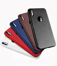 étuis transparents iphone 5s Promotion Housse antichoc pour iPhone X 8 7 6 6S Plus SE 5 5S Anit-fingerprint Housse en TPU anti-choc Pour Galaxy S8 Plus Note