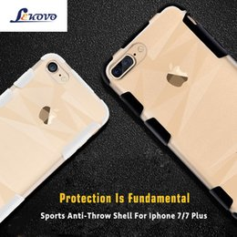 Wholesale Iphone Phone Sport Shell - Factory direct sales for iphone7 sports section mobile phone shell TPU + PC Apple 7 mobile phone protective cover