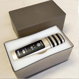 spia vocale Sconti SIBORIE condensatore mobile karaoke microfono elettronico per cellulare rockroll pc registrazione video voice changer microfono
