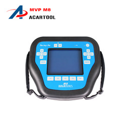 Wholesale Mvp Pro Key Programmer - 2016 Newly MVP Key Pro M8 Key Programmer and car Diagnostic Most Powerful Key Programming Tool with 800 Tokens M8 Free Shipping