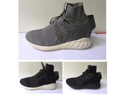Wholesale Originals Footwear - Black Y3 Ultra boost mens sock boots outdoor sports sneaker daily casual footwear TUBULAR DOOM PK shoes
