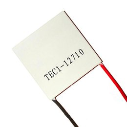 Wholesale Thermoelectric Cooler Wholesale Module - 1Pc TEC1-12710 Heatsink Thermoelectric Cooler Cooling Peltier Plate Module B00128 BARD
