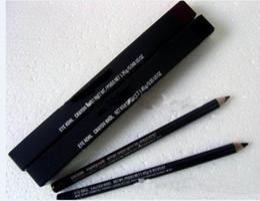 Wholesale Eye Pencil Wholesale Price - Free Shipping + Lowest Price !New Eye Kohl Eyeliner SMOLDER Color Eyeliner Pencil with box black