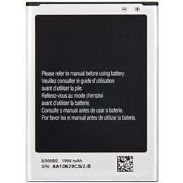 Wholesale Siv Mini - Cell phone s4 mini Galaxy I9190 B500AE Batteries For Galaxy SIV Mini I9192 I9195 standar battery replement battery with retail packege