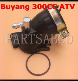 Wholesale Air Manifolds - Wholesale- Buyang 300CC ATV Quad D300 G300 AIR CLEANER JOINT INTAKE MANIFOLD