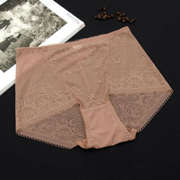 Wholesale Transparent Silk Panties - Wholesale-Super Sexy Transparent Lace Panties calcinha seamless Briefs Bragas Women Underwear Lady Knickers ropa interior mujer A2