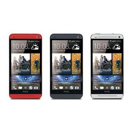 """Wholesale one m7 phones - Original Refurbished HTC One M7 Android Smart Phone 4.7"""" Quad Core 2GB+32GB 1920*1080 3G Unlocked Cellphone Free Shipping"""
