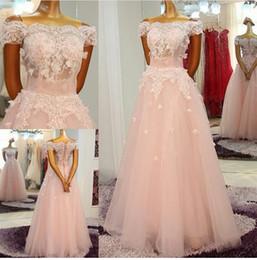 Wholesale Vintage Wedding Dress Sashes Belts - 2016 Saudi Arabic Wedding Dresses Colorful A Line Bateau Lace Appliques Beaded Illusion Belt Bridal Gowns