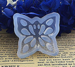 Wholesale Cake Ornaments - Transparent Silicone Cake Mould DIY Crystal Mold Many Styles Multi Function Glue Ornament Moulds Hot Sale 2 6dy J