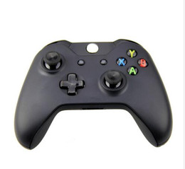 Controladores sem fio para xbox one on-line-Controlador bluetooth para xbox one dual vibração sem fio joystick gamepad para microsoft xbox one frete grátis