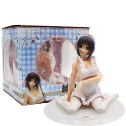 Wholesale japanese princess anime - Demishop Japanese Anime Princess Lover Yuu Fujikura Action Figure Servant Sexy Girl Ver. Fujikura Yuu PVC figure Toy