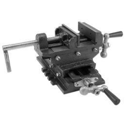 Wholesale Drill Press Drilling - Cross Drill Press Vise Slide Metal Milling 2 Way Clamp Machine Heavy Duty