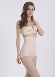 Wholesale Thong Factory - Wholesale-Black And Nude Sexy Closing Stomach Corset Ladies Underwear Postpartum Weight Thongs Ladies Briefs Factory Direct Wholesale