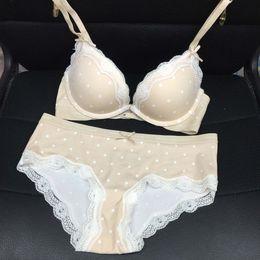 Wholesale Lingerie Transparent Dress - 2016 New Women's Underwear Bra Sets Tommy Dress Sexy Thin Transparent Lace Bras Sets Hollow Straps Lingerie Bra+Underwear Sets