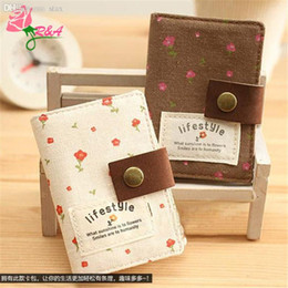 Wholesale Mini K - Wholesale-Free Shipping Fashion New travel passport credit id card cash holder Organizer Wallet Purse card holder case,k-001