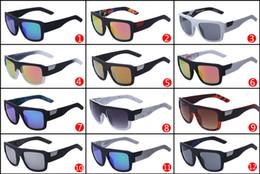 Yüksek kaliteli güneş gözlüğü 12 renkler toptan FOX-Decorum moda Dazzle renk güneş gözlüğü büyük çerçeve Güneş Gözlüğü FOX03 nereden