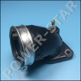 Wholesale Manifold Intake - Wholesale- Intake Manifold for Scooter Majesty YP250 Linhai VOG 260 300 Xingyue XY260T-4 169MM 170MM 173MN