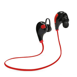 Wholesale Phone Ear Buds - retail box QY7 Headphones H7 Sports Bluetooth headset in ear earbuds wireless earphone ear buds ecouteur auriculares for samsung iPhone