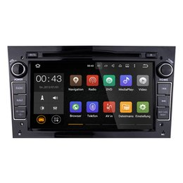 Wholesale Dvd Player Car Opel - Joyous(J-8838) Opel Android 5.1 Head Unit Car DVD Player Vectra Corsa Meriva Zafira Wifi GPS Bluetooth Radio Canbus Capacitive Touch screen