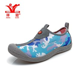 Wholesale Wading Sandals - Wholesale-2016 Free Shipping Outdoor Wading Men Aqua Shoes ,Fast Dry Summer Shoes Sandals Lightweight Breathable Water Sport Shoes For Men