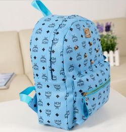 Wholesale Men S Casual Shoulder Bag - Wholesale 2017 new Liu Nail shoulder bag backpack student bag large capacity Korean casual men s clothing