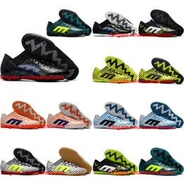 low priced bca3e 55c09 ... fútbol para hombre césped purecontrol tango nemeziz 17 zapatos de  fútbol para interiores botas de fútbol baratas Nemeziz Tango 17.3 IC TF  Original verde