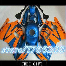 Wholesale Honda Cbr F2 Fairings - fairings for 1991 1992 1993 1994 CBR 600 F2 CBR600 F 91 92 93 94 CBR600 F2 orange blue fairing kits+ tank cove