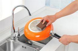 Wholesale Nano Eraser - 5pcs Magic Cleaning Sponge Carborundum Tableware Cleaning Tools Eraser Cleaning Cotton Nano Emery Sponge For Kitchen Utensils