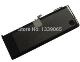 "Wholesale Macbook Pro 15 Battery A1382 - Original New battery A1382 020-7134-A 661-5844 For MacBook Pro 15"" A1286 2011 2012 Model Laptop Batteries"