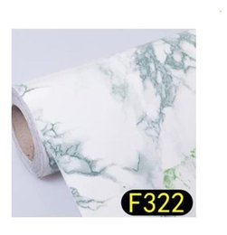 Wholesale Household Foil - Marble PVC super thick waterproof self-adhesive wallpaper bedroom furniturecabinet renovation background wall foil stickers393-F