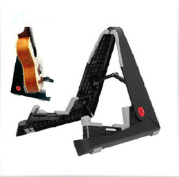 Wholesale Violin Parts - Free shipping Foldable Guitar stand Guitar Parts For small guitar,Ukulele, violin, ManDeLin musical instrument