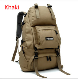 Wholesale Travelling Backpacks Army Green - LOCAL LION 2016 Men's Nylon Travel Backpack Rucksack Outdoor Sport Hiking Camping Backpack Mountaineering Bag Tactical Backpack