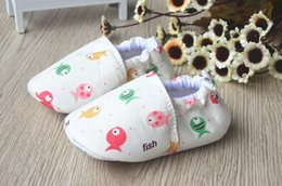 Wholesale Baby Girl Red Bottom Shoes - 0 and 1 year old baby toddler shoes Non-slip soft bottom Spring, summer, autumn private baby baby shoes 0 to 6 months