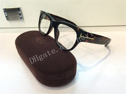 Wholesale Model Eyeglasses - Free shipping Fashion optical 5040 Brand Designer Eyeglasses frames retro optical Men Women glasses frame classical model gold frame reading