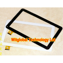 """Wholesale Touch Discovery - Wholesale- New touch screen Digitizer For 10.1"""" inch Explay Discovery Tablet Touch panel Glass Sensor Replacement Free Shipping"""