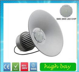 Wholesale Industrial Lighting Warehouse - led high bay light industrial 85-265V 50w 100w 150w 200w Approved led down lights floodlight lighting downlight station led canopy lights